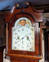 18th Century Moon Dial Long Case Clock (5 of 5)