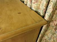Petite Antique Chest - Stripped Pine Chest of Drawers (3 of 8)