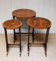 Walnut Nest of Tables (9 of 10)