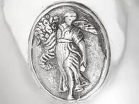 Swedish Silver Sauce Tureens - Antique 1791 (11 of 15)