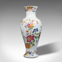 Antique Baluster Posy Vase, English, Ceramic, Decorative, Flower Urn c.1920 (5 of 12)