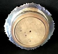 Sheffield Plate Silver Plated Bottle Coaster (3 of 4)