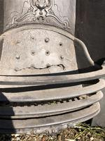 Antique Victorian Cast Iron Fireplace Insert (4 of 4)