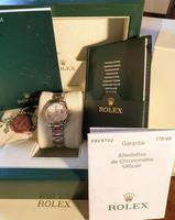 Ladies Rolex Datejust Watch with Automatic Movement (3 of 7)