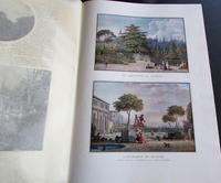 1910 Rare French Journal.  Numerous Adverts, Folio Sized Colour Plates (3 of 4)