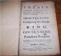 Trials of Sir George Wakeman and others for High Treason to The King 1679, 1st Edition (2 of 4)