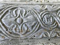 "Roman Style Stone Garden Bronze Floral Sundial ""Sunny Hour"" (27 of 30)"