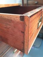 Vintage Wooden Campaign Chest (4 of 8)