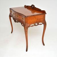 Antique French Style Walnut Server Table (7 of 11)