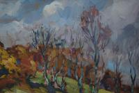 Bob Vigg Landscape Oil Painting West Cornwall (7 of 10)
