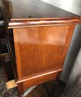 Victorian Mahogany Tabernacle Cabinet (2 of 6)