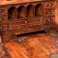George I Walnut Bureau Bookcase c.1724 (14 of 19)