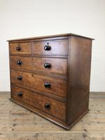 19th Century Antique Oak Chest of Drawers (10 of 13)