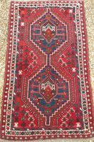 Samll Antique Kashgai Carpet (2 of 4)