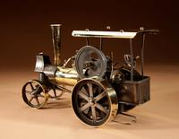 Live Early Model of Wilesco Steam Roller (6 of 12)