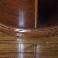 Victorian Mahogany Plate Bucket by Hussey's (8 of 8)