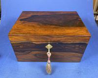 William IV Brazilian Rosewood Box (4 of 22)