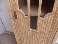Great Pine 1 Door Linen / Bathroom / Storage Cupboard to wax / paint (7 of 9)
