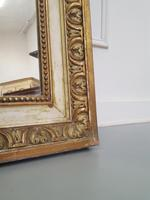 Tall French Antique Mirror c1850 (6 of 9)