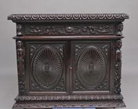 19th Century Chinese Hongmu Pedestal Desk (5 of 19)