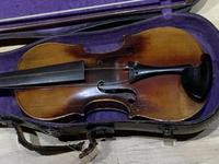 Violin & Case with Bow Victorian (3 of 12)