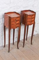 Very Pretty Pair of French Little Bedsides (2 of 8)