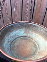 Copper Hanging Planter (7 of 8)