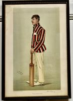 """Collection of 4 Vanity Fair Cricketing  Themed """"Spy""""Prints (2 of 11)"""