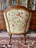 French Walnut Tub Chair (15 of 15)