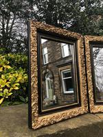 Pair of Antique English Gilt Framed Mirrors (3 of 5)
