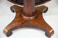 Antique Mahogany Tilt Top Table (6 of 13)