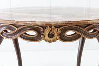 1940s Italian Table with Onyx Top (4 of 6)