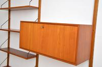 Danish Teak Vintage PS Wall System Bookcase Cabinet (5 of 6)