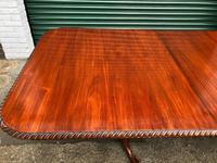 Quality Mahogany Extending Dining Table (6 of 15)