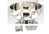 Scottish Silver Quaich 'Marriage Cup - Edinburgh 1925 (4 of 4)