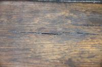 Antique Carved Oak Bench (10 of 12)