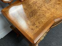 Burr Walnut Queen Anne Dressing Table (12 of 13)