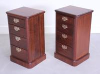 Pair of Mahogany Victorian Bedside Cabinets (7 of 12)