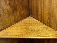 Pair of Mid Century G Plan E Gomme Pyramid Teak Open Corner Bookcases (11 of 38)
