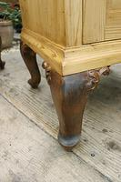 Beautiful & Unusual Old Pine Bedside Cabinets / Cupboards - We Deliver! (7 of 10)