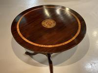 Georgian Pedestal Table (2 of 13)