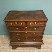 18th Century Country House Antique Chest on Stand (7 of 7)