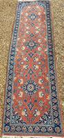 Antique Ardabil Carpet Runner (3 of 8)