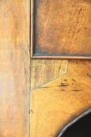 Antique Bow Front Sideboard (8 of 11)