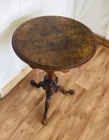 Victorian Occasional Table by Chamberlain & King (2 of 9)