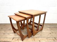 G Plan Teak Nest of Three Tables (2 of 10)