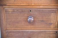 Antique Victorian Mahogny Chest of Drawers (4 of 11)