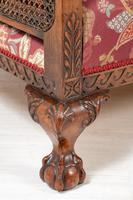 Good Quality Mahogany Bergere Suite (2 of 14)