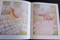 1920 Ring  O Roses,  Nursery Rhyme Picture Book By L.  Leslie Brooke.  1st Edition + D/W (3 of 8)