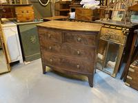 George III Small Chest of Drawers (16 of 16)